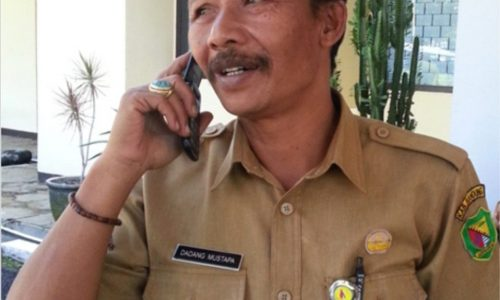 Dadang Mustopa SP,d M.Si