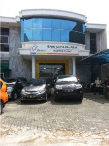Gedung Kantor pusat PT BPR Kertaraharja