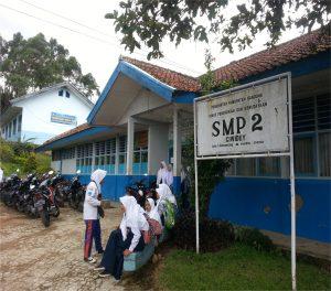 SMP Negeri 2 Ciwidey