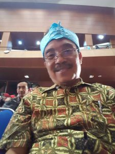 Kepala Seksi Kesetaraan dan Pendidikan Masyarakat Drs. H. Tedi Priatna M.M.Pd