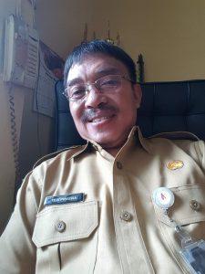 Kasi Dikmas Disdik Kab. Bandung Drs. H. Tedi Priatna MM. Pd.