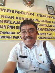 Drs.H. Tedi Priatna MM.Pd