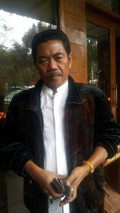 Ketua Kompepar Kabupaten Bandung Doddy Abdurahman