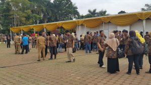 Jobfair 2017 Kabupaten Bandung di lapangan Upakarti Komplek Pemda Soreang Bandung, mendapat respons dari berbagai kalangan.