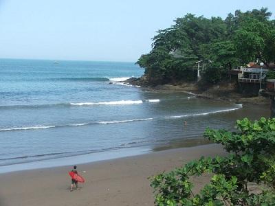 Pantai Istana Presiden