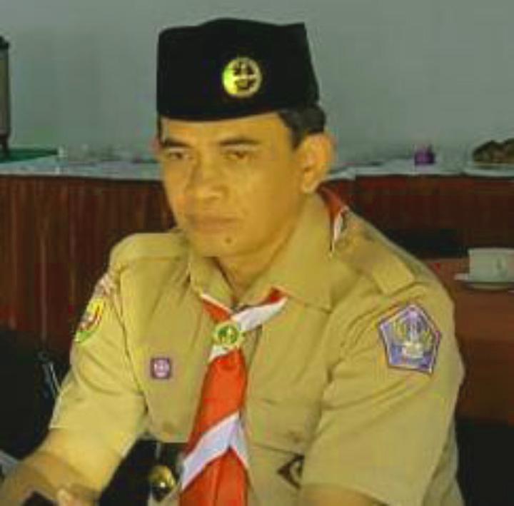 Tubagus Wajid Anson, Tokoh Pramuka Kab. Sukabumi