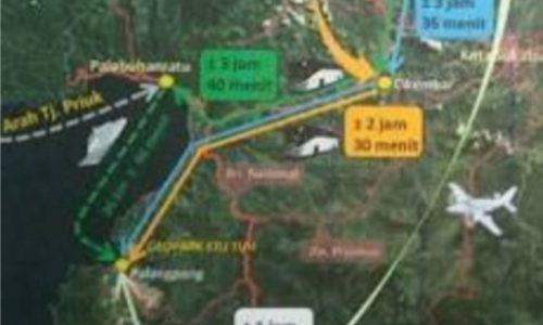 Dermaga Wisata Palangpang Ditarget Rampung 2021