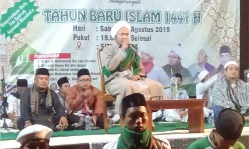 Desa Tamansari Gelar Tablig Akbar Sambut Tahun Baru Islam