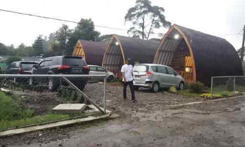Demi Kenyamanan Pengunjung, Obyek Wisata Walini terus Ditata
