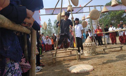 Disbudpora Gelar Festival Kaulinan Barudak Lembur