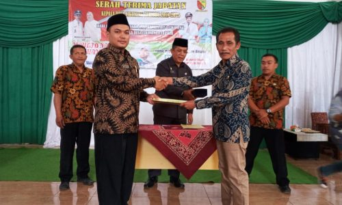 Ihsan Nurjaman Kades Termuda di Kabupaten Bandung