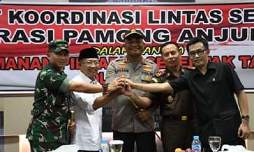 Plt Bupati Pastikan Pilkades Serentak di Cianjur Akan Berlangsung Aman