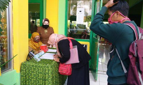 PPDB Kabupaten Bandung Dibagi Dua Tahap
