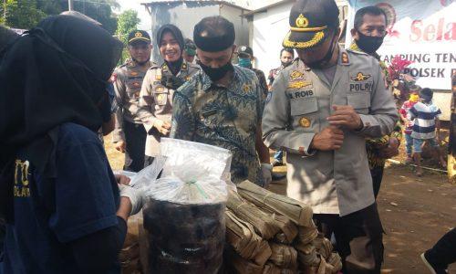 Wadir Binmas Polda Jabar: Tenjolaya Layak Jadi Percontohan Kampung Tangguh