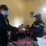 PTPN VIII dan Puskopkar Bantu Korban Kebakaran Sindangreret