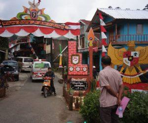 'Tujuhbelasan' di Desa Patengan Rancabali Tetap Meriah Meski Pandemi