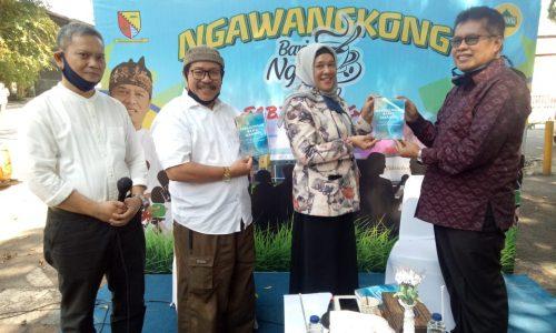 Kadisdik Kabupaten Bandung Luncurkan Buku Panduan KBM Masa Pandemi Covid-19