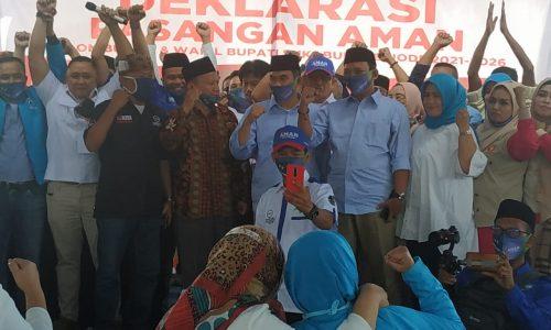 Dua Kubu Petahana di Pilbup Sukabumi Saling Klaim Bakal Menang