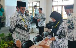 Adang Syafa'at Ketua, PGRI Kabupaten Bandung Masuki Era Kepengurusan Baru