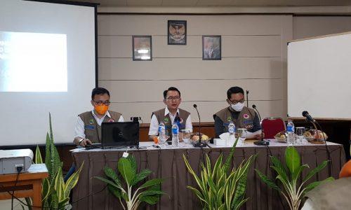Gubernur Minta Kalak BPBD di Jabar Terus Pantau Informasi Cuaca