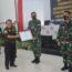 Wakil Ketua MPR Syarief Hasan Berikan Penghargaan kepada Dandim Cianjur serta Dan Yonif 300 Raider/BJW