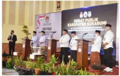 KPU Sukabumi Ingatkan, Masih Banyak Cara Bagi Paslon  Sampaikan Visi Misi dan Program