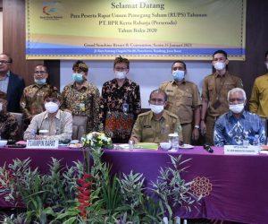 Bupati Bandung Sebut Pendapatan BPR Kerta Raharja Menurun Akibat Covid-19