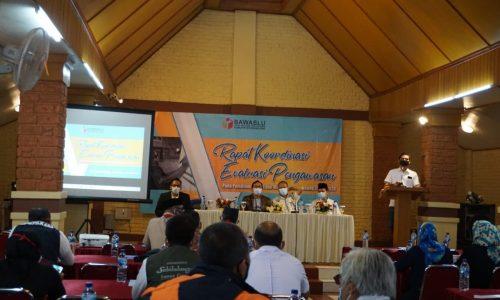 Dari Sisi Keamanan, Pilbup Bandung 2020 Cukup Baik