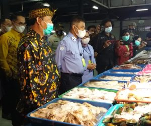 Pasar Ikan Moderen Bandung Diharapkan Membawa Keberkahan Bagi Semua Pihak