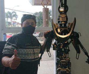 Kiat Tingkatkan Ekonomi Saat Pandemi, Disperindag Kabupaten Bandung Gelar Bazar UMKM