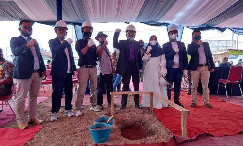 Wow! Baru Peletakan Batu Pertama, SMP dan SMK Skye Digipreneur School Sudah Dibanjiri Calon Siswa