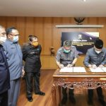 Asep Sukmana Resmi Jadi Pjs Sekda Kab. Bandung