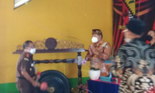 Kejari Kabupaten Bandung Melaunching Program 'Jaksa Sahabat Guru'