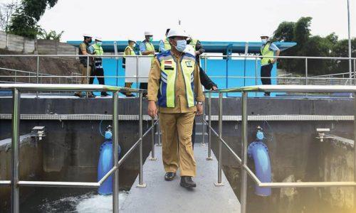 Kejaksaan Negeri Kabupaten Bandung Beri Pendampingan Hukum dalam Pekerjaan Proyek Reservoar di Baleendah