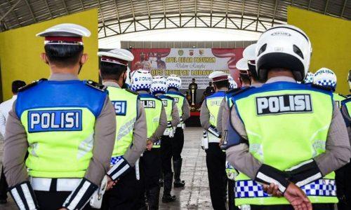 Mulai Hari ini Mudik Terlarang! Polresta Bandung Sekat Sejumlah Titik