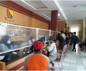 Antisipasi Lost Pendapatan, Bapenda Kab. Bandung Gencar Sosialisasikan Perbup Tentang Pajak Parkir