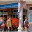 Antisipasi Sebaran Covid-19, BPBD Kab. Bandung Semprot Sekretariat PWI dengan Disinfektan