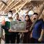 Gedung MI Nurul Huda di Campaka Roboh, Baznas Cianjur Beri Stimulan untuk Renovasi