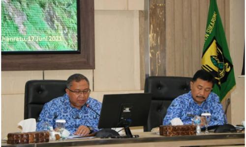 Untuk Selesaikan Masalah, Bupati Sukabumi Sebut Koordinasi dan Komunikasi Masif Penting Dilakukan Semua Elemen