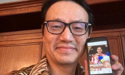 Dubes Jepang Beri Selamat kepada Lifter Cantika, Eko Yuli dan Rahmat Erwin