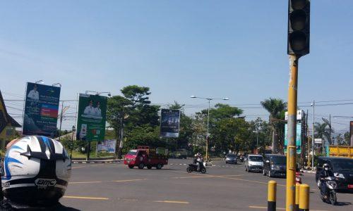 Traffic Light Rusak, Dishub Siagakan Petugas di Persimpangan Perkantoran Pemkab Bandung