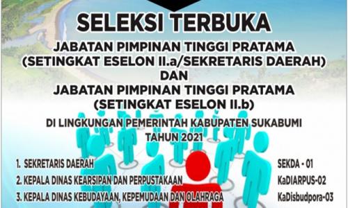 Hasil Assessment Bidang Penulisan Makalah, Ade Suryaman Masih Ranking Pertama Sebagai Calon Sekda Kab. Sukabumi