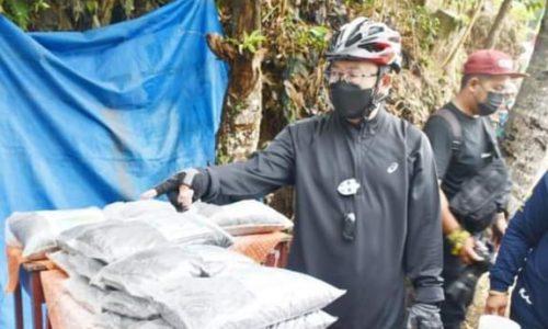 Bermanfaat untuk Kesehatan Masyarakat, Bupati Cianjur Kampanyekan Penggunaan Pupuk Organik