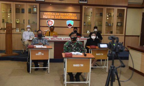 Lanud Husein Sastranegara Gelar Giat Komsos dengan Para Tokoh Lintas Agama Kota Bandung