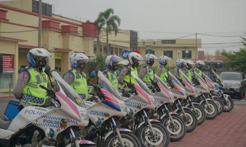 Polresta Bandung Laksanakan Operasi Patuh Lodaya Selama Dua Pekan