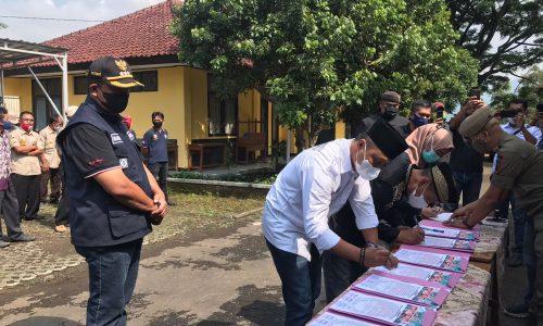 Camat Pasirjambu Berharap Pilkades di Wilayahnya Berlangsung Aman