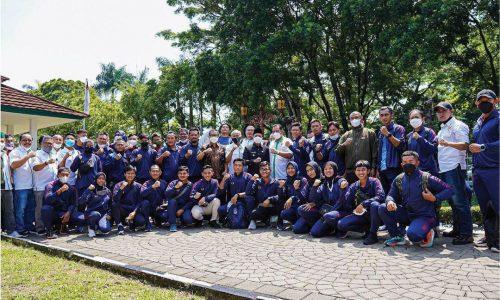 Pemkab Bandung Alokasikan Rp2,5 M untuk Bonus Atlet Peraih Medali PON XX Papua